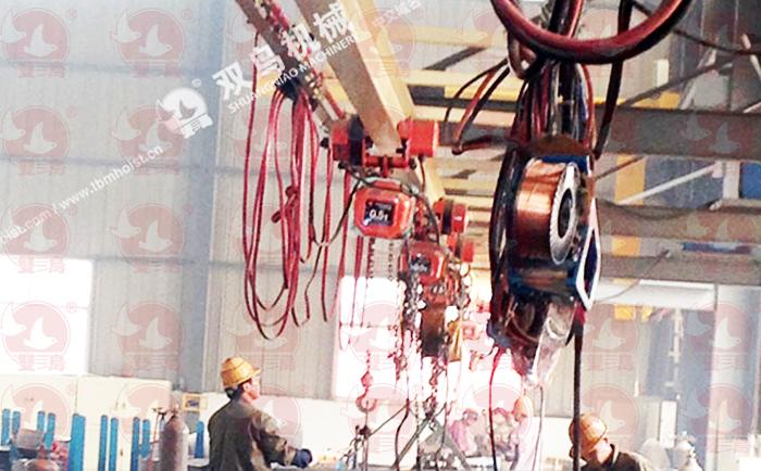 电动葫芦电源电路维修方式